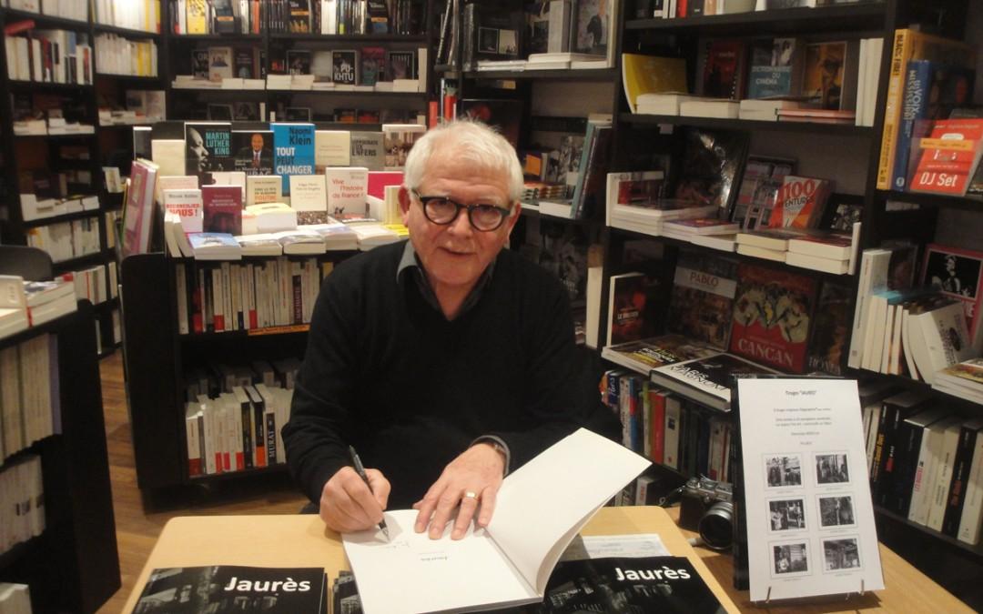 """""""Jaurès"""" en librairie"""